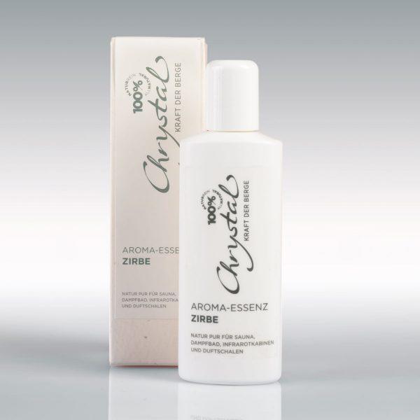 Chrystal Aroma-Essenz Zirbe 100 ml