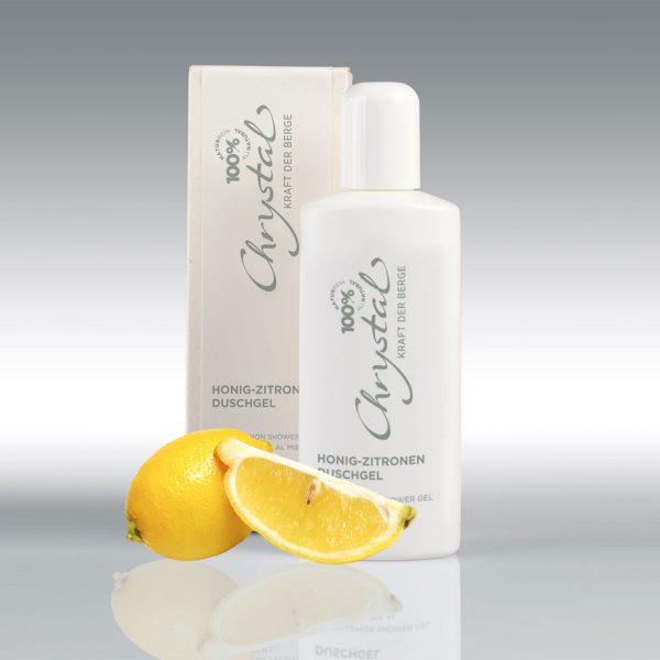 Chrystal Duschgel Honig-Zitrone 200 ml