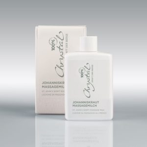 Chrystal Johanniskraut Massagemilch 125 ml