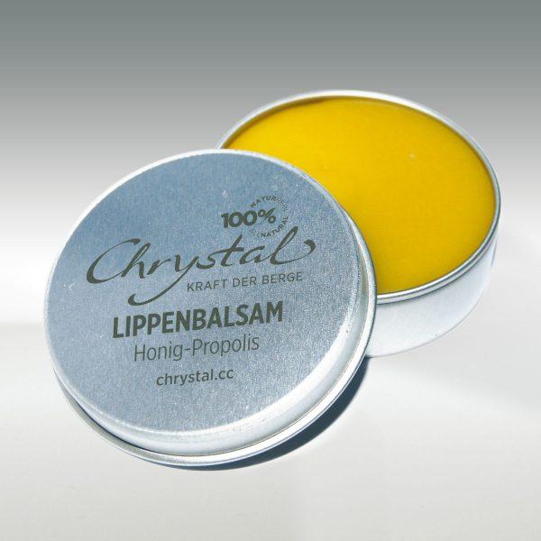 Chrystal Lippenbalsam Honig-Propolis 10 ml