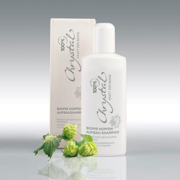 Chrystal Biopir Hopfen-Aufbau-Shampoo 200 ml