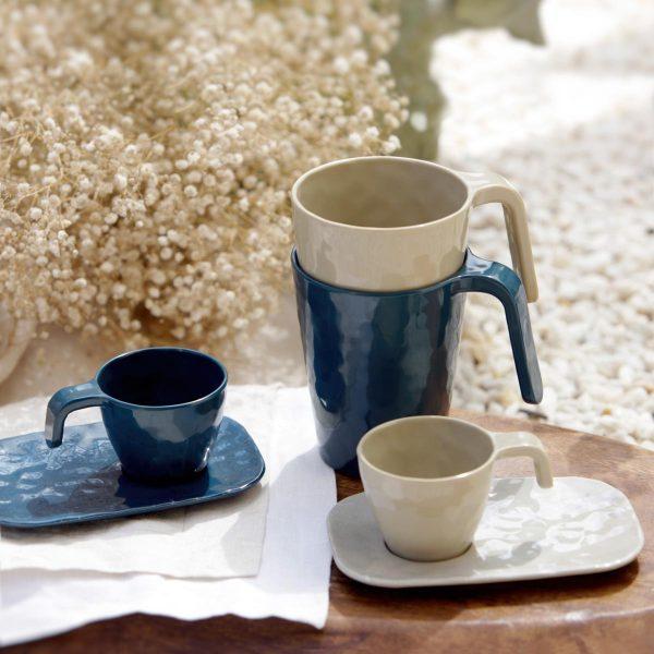 Marine Business Harmony Kaffeetassen Espresso-Tassen Sand Lagoon