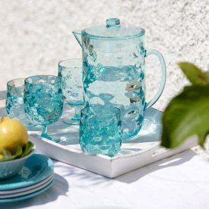 Marine Business Moon Acqua - Wasserkrug Wassergläser Weingläser